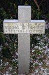 Gravkors. Viking Stjernfelt, född 25.5.1911 - död 12.7.1920 Foto: Kari Ansnes, 2014